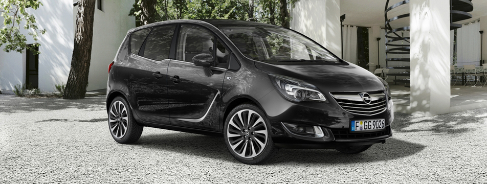 Opel Meriva Affaires