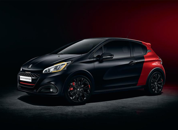 peugeot 208 gti by peugeot sport m con v hicules neufs. Black Bedroom Furniture Sets. Home Design Ideas