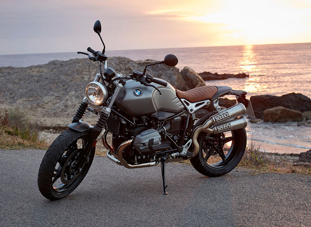 BMW R nine T Scrambler - Euro Motos