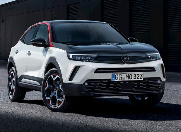 Nouveau Opel Mokka