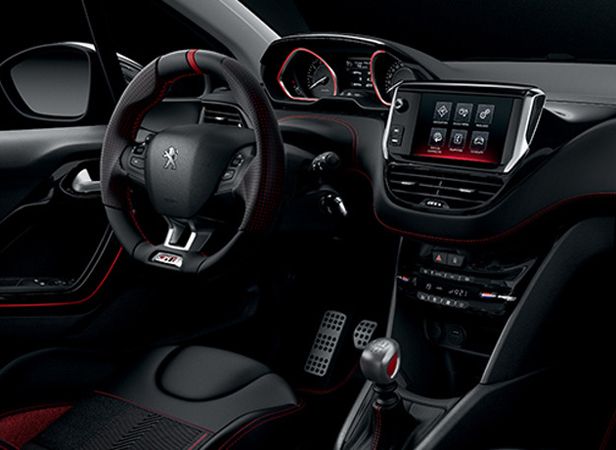 peugeot 208 gti by peugeot sport m con v hicules neufs et occasions peugeot nomblot m con. Black Bedroom Furniture Sets. Home Design Ideas